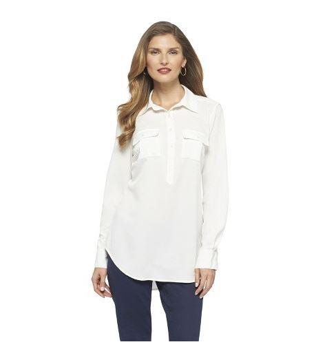 target tunic blouse